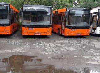 У Калуші відновлюють рух громадського транспорту