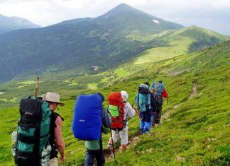 У Карпатах рятувальники шукали київських туристів