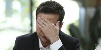 Зеленський є єдиним президентом України, який не виступає під державною символікою