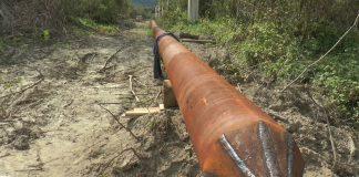 Мешканці шести прикарпатських сіл два місяці живуть без газу, проте змушені платити за його транспортування ВІДЕО