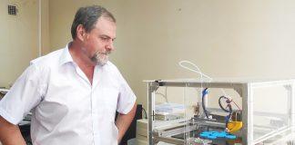 У франківському виші сконструювали власний 3D принтер