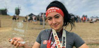 Прикарпатська поліцейська здобула перемогу на міжнародному змаганні ФОТО