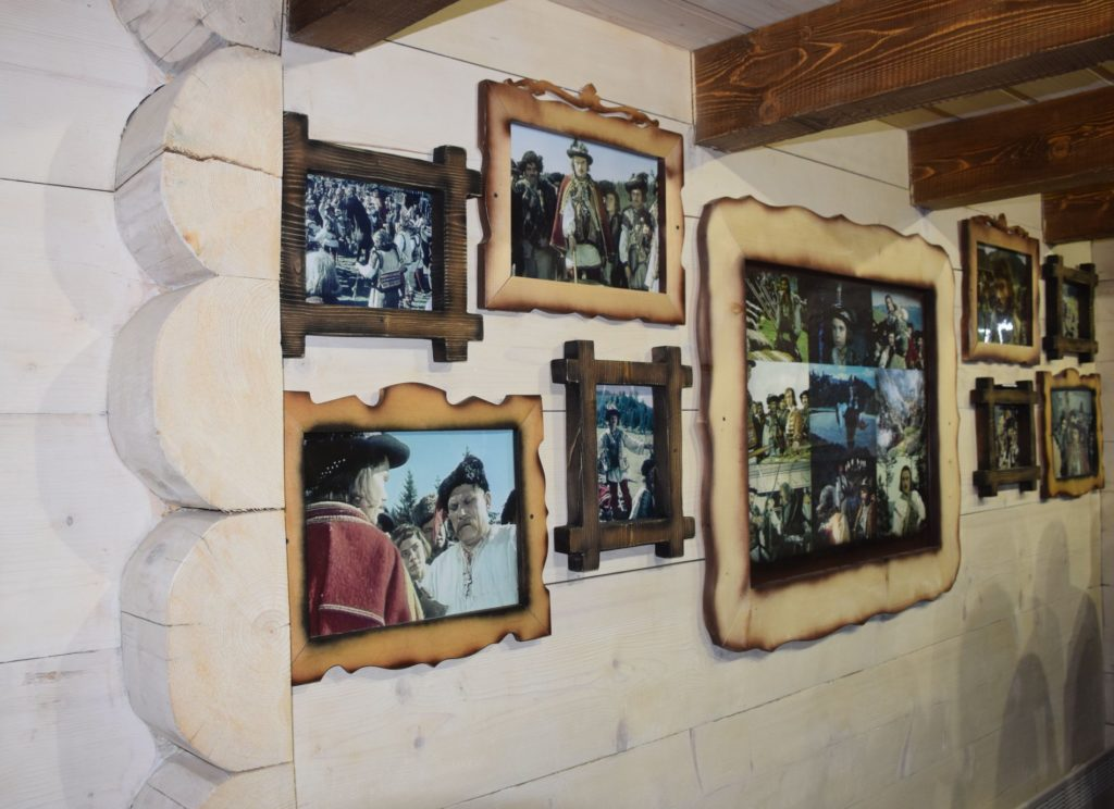ТОП-4 музеї Прикарпаття, присвячені відомим кінофільмам ФОТО