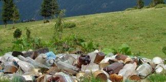 Мешканці Верховинщини не мають куди подіти сміття
