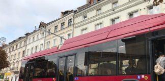 У Франківську запустять нову тролейбусну лінію, яка з'єднає вулицю Галицьку та Мазепи і проляже через об'єднані Бульвари