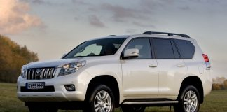 Особенности пневмоподвески на автомобилях Toyota Prado