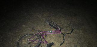 На Прикарпатті поліція розшукує водія-утікача, який збив велосипедиста і зник у невідомому напрямку