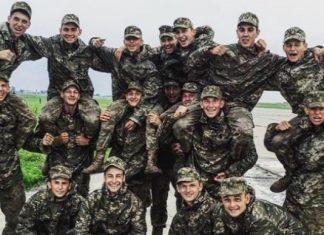 МВС оприлюднило момент падіння військового літака на Харківщині та фото курсантів, що загинули ВІДЕО
