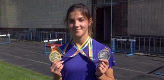 Прикарпатка виборола срібло на Чемпіонаті Європи з легкої атлетики ВІДЕО
