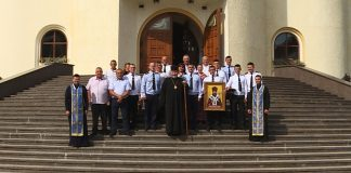 Як у Коломиї відзначали День рятувальника ВІДЕО