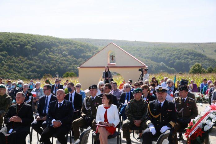 У Галицькому районі вшанували українських та польських вояків ФОТО