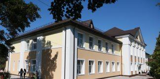 Відремонтовану школу відкрили в Городенці ФОТО