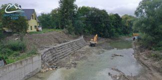 Ще один із пошкоджених паводком об'єктів на Прикарпатті незабаром буде зданий ФОТО
