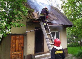 Минулої доби на Прикарпатті горіло комунальне підприємство та літня кухня