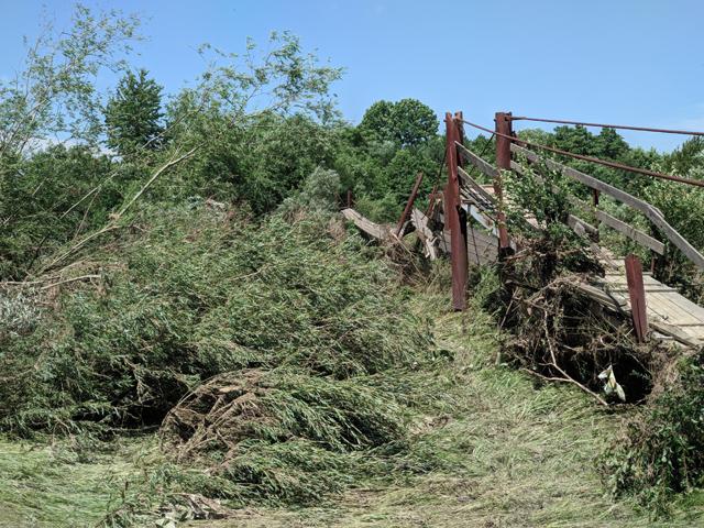 У Галицькому районі відновили об'єкти, пошкоджені внаслідок повені ФОТО