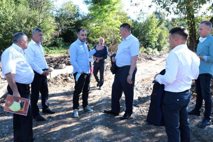 Голова Держагентства відзначив темпи ремонту доріг на Івано-Франківщині