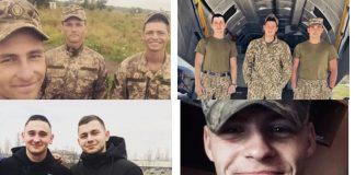 «Вічного польоту, любимо більше за життя!»: у мережі опублікували фото загиблих на Харківщині курсантів та спогади про них