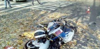 На Прикарпатті водій мотоцикла збив 10-річного хлопчика, який переходив дорогу по пішоходному переході