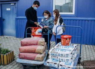 Пів сотні прикарпатців, які постраждали від повені, отримали допомогу від УГКЦ ФОТО