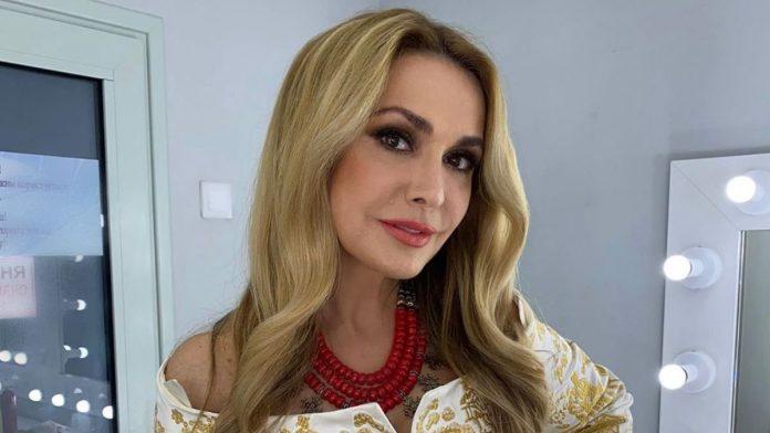 54-річна Ольга Сумська знялася оголеною в провокаційній фотосесії