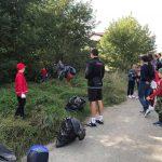 НФК «Ураган» долучився до акції World Cleanup Day