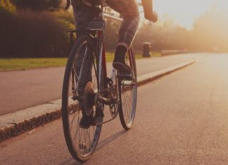 У Франківську порахували велосипедистів