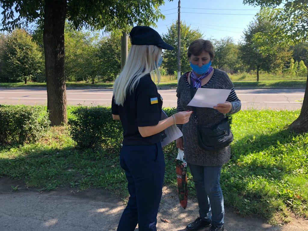 Калуські рятувальники нагадали мешканцям міста правила пожежної безпеки в побуті ФОТО