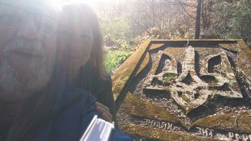 У Шотландії відновлено двометровий тризуб ФОТО