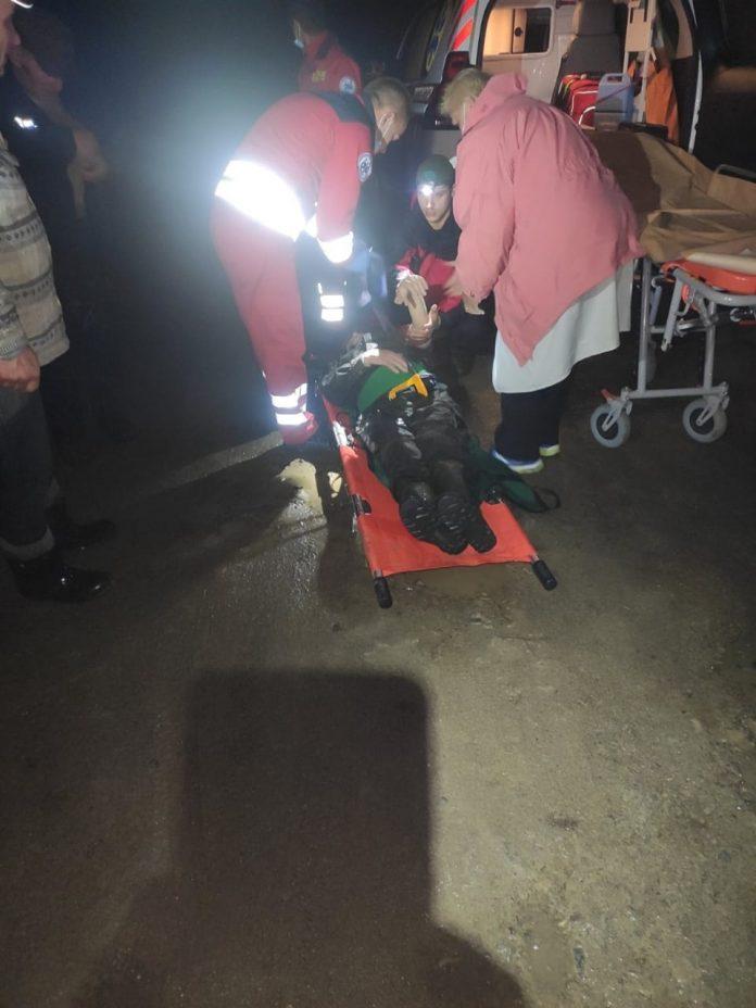 Рятувальники прийшли на допомогу прикарпатцю, якому стало зле під час грибного полювання
