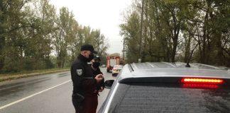 Прикарпатські поліцейські перевірили, чи водії дають дорогу рятувальникам ФОТО