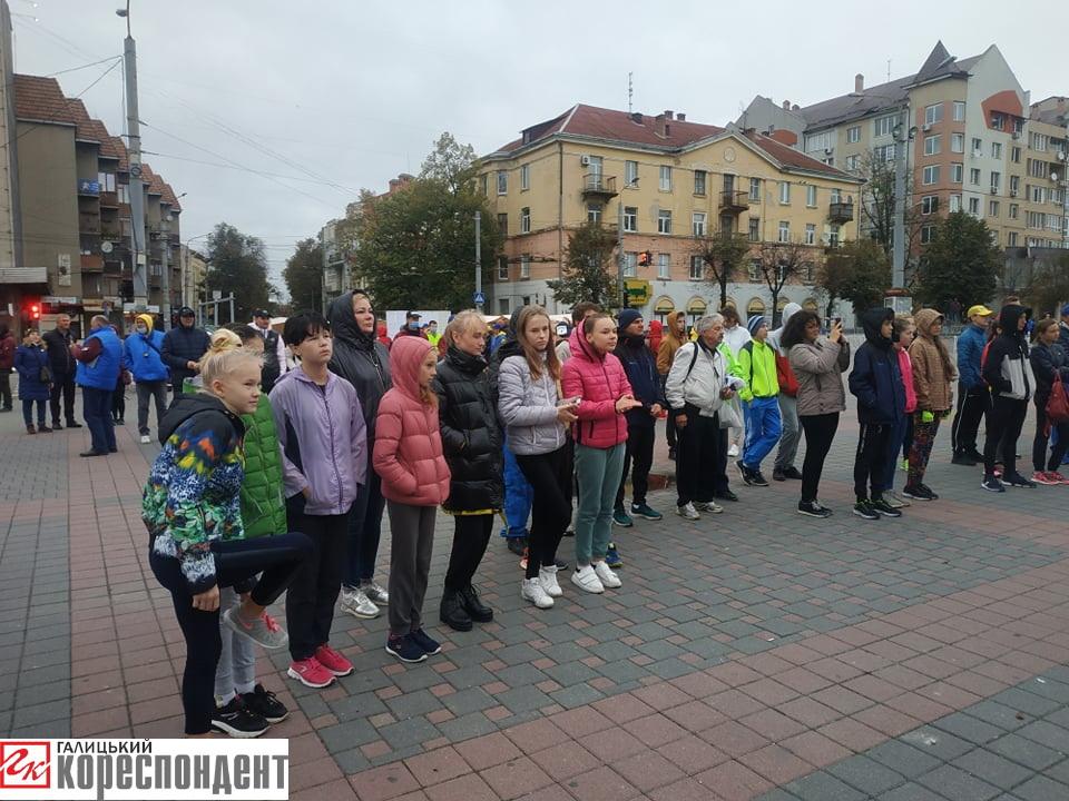 У Франківську стартували міжнародні змагання зі спортивної ходьби ФОТО