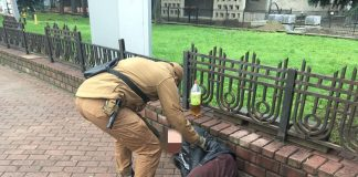 У п'яного франківця на вокзалі сталося три напади епілепсії ФОТО