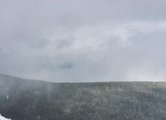 На Говерлі випав сніг ФОТО та ВІДЕО