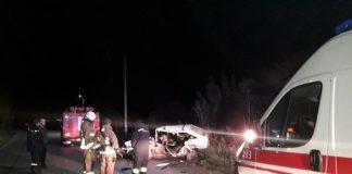 Поліція розшукує пасажирів смертельної ДТП, які втікли з місця пригоди