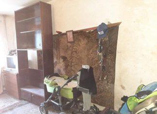 Молода мама з Прикарпаття потребує допомоги, щоб зробити ремонт у квартирі