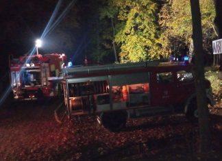 На Долинщині згоріди лазня та господарська будівля ФОТО