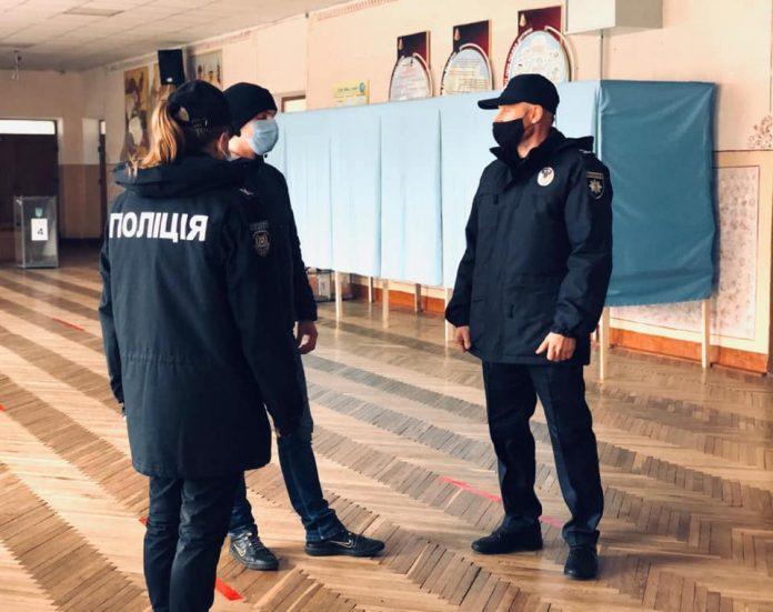 На Франківщині одна виборча дільниця не відкрилася вчасно