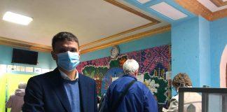 Кандидат на посаду міського голови Петро Шкутяк виявив порушення на своїй дільниці ФОТО та ВІДЕО