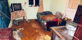 У прикарпатському селі «п'яні» посиденьки завершилися кривавим вбивством ФОТО