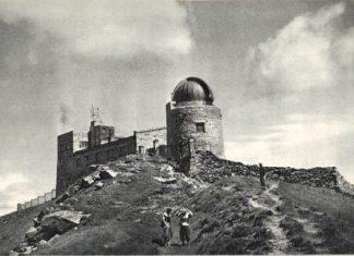 У мережі оприлюднили старовинні фото обсерваторії на Піп Івані