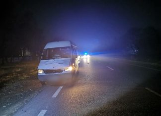 Прикарпатські поліцейькі розслідують ДТП, у яких загинули водій і пішохід