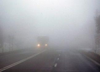 До уваги водіїв: на Прикарпатті очікується туман