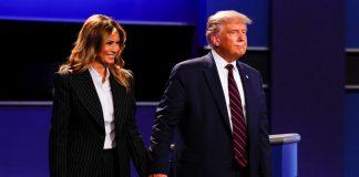 Дональд Трамп та його дружина Меланія захворіли на COVID-19