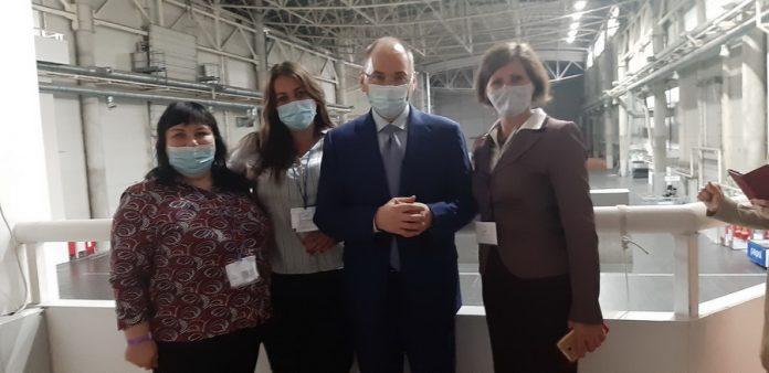 Викладачка франківського вишу взяла участь у школі медсестринства в Києві ФОТО