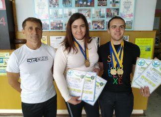 Франківські студенти стали чемпіонами України з гирьового спорту