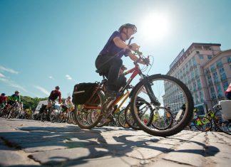 На Прикарпатті реалізовують проєкт BikeAccent