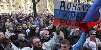 """У """"ДНР"""" відбулися мітинги через невиплати зарплат"""