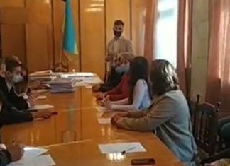 Не всі члени Івано-Франківської обласної ТВК склали присягу