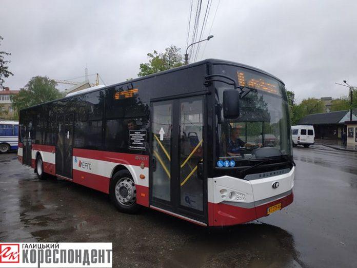 У Франківську планують запустити новий комунальний маршрут