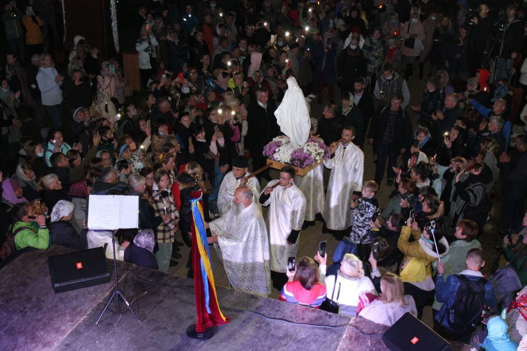 У Погоні відбулася міжнародна проща Вервиці ФОТО